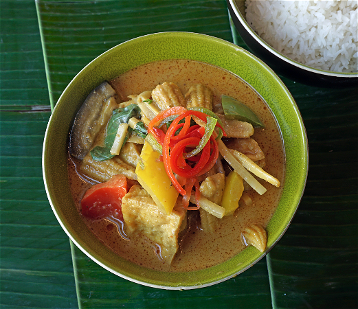 Foto Kaeng Ped | Red Curry